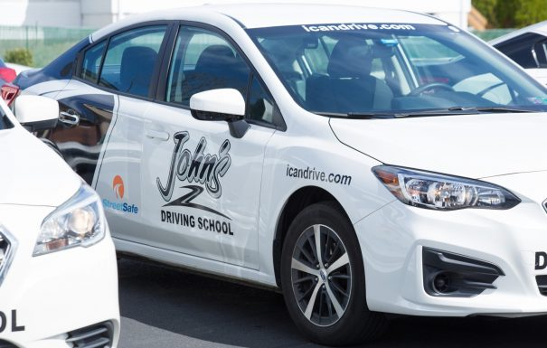 driving school and third party testing center